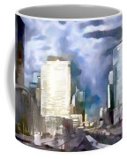 Paris La Defense Coffee Mug