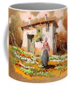 La Donzelletta Coffee Mug