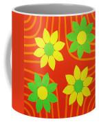 La Flor De La Vida Coffee Mug