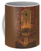La Fontanella Di Pietra Coffee Mug