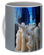 La Foule Illuminee Coffee Mug