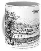 La France Airship, 1884 Coffee Mug