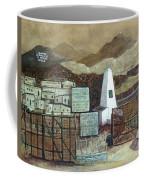 La Fronera Hoy The Border Today Coffee Mug