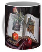 La Gioconda  Coffee Mug by Ylli Haruni