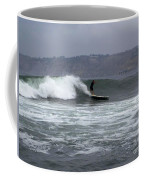 La Jolla Cove Surf Coffee Mug