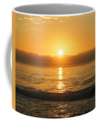 La Jolla Sunset Coffee Mug