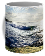 La Jolla Towards Casa Cove Coffee Mug