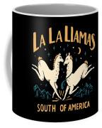 La La Llamas Coffee Mug