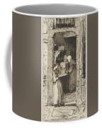 La Marchande De Moutarde Coffee Mug