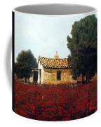 La Masseria Tra I Papaveri Coffee Mug