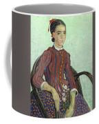 La Mousme Coffee Mug