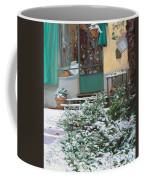 La Neve A Casa Coffee Mug by Guido Borelli