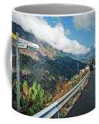La Palma - Barranco De Las Angustias Coffee Mug