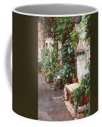 La Panca Di Pietra Coffee Mug