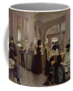 La Patisserie Coffee Mug by Jean Beraud