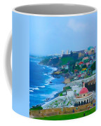 La Perla In Old San Juan Coffee Mug