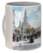 La Place De Trinite Coffee Mug