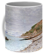 La Pointe De La Heve Coffee Mug