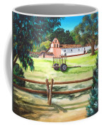 La Purisima With Fence Coffee Mug