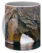 La Roca Foradada - Of L'estartit Coffee Mug