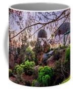 L A Skyline With Griffith Observatory - Panorama Coffee Mug
