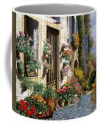 La Strada Del Lago Coffee Mug