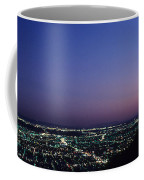 L.a. Sunset Coffee Mug