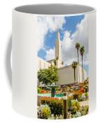 La Temple Gardens Coffee Mug