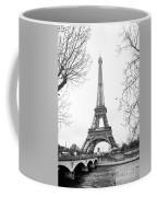 La Tour Eiffel, Paris Coffee Mug