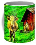 La Vaca Coffee Mug