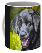 Lab Out Of The Pond Coffee Mug