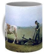 Labourer And Peasant  Coffee Mug by Vincent van Gogh
