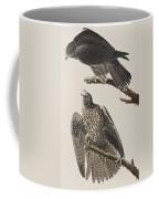 Labrador Falcon Coffee Mug