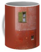 Lace Curtain Coffee Mug