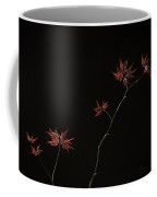 Lace Leaf Maple Coffee Mug