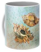Lace Murex Coffee Mug