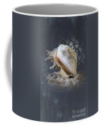 Lace Murex Sea Shell In Blue 2 Coffee Mug