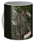 Lacey Leaf Coffee Mug