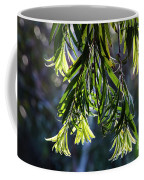 Lacey Leaves Coffee Mug
