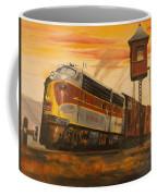 Lackawanna Fast Freight Coffee Mug