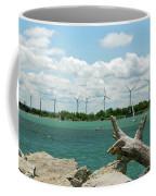 Lackawanna Wind Farm 5079 Coffee Mug