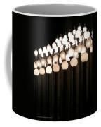 Lacma Lights 3 Coffee Mug