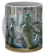 Ladies By The River Coffee Mug
