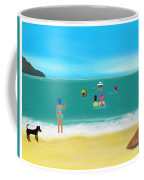 Ladies Meet Up In Goa, India Coffee Mug