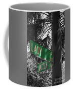 Lady And Lincoln Coffee Mug