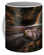 Lady Falls Waterfall Country Coffee Mug
