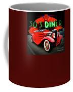Pow Wow Lady In Red Coffee Mug