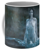 Lady In The Lake Coffee Mug