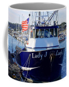 Lady J Coffee Mug