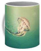 Lady Jellyfish Coffee Mug
